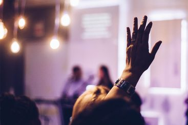 Free Seminar Estate Medicaid Hand Raised