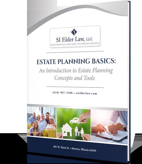 Estate Planning Basics guide cover