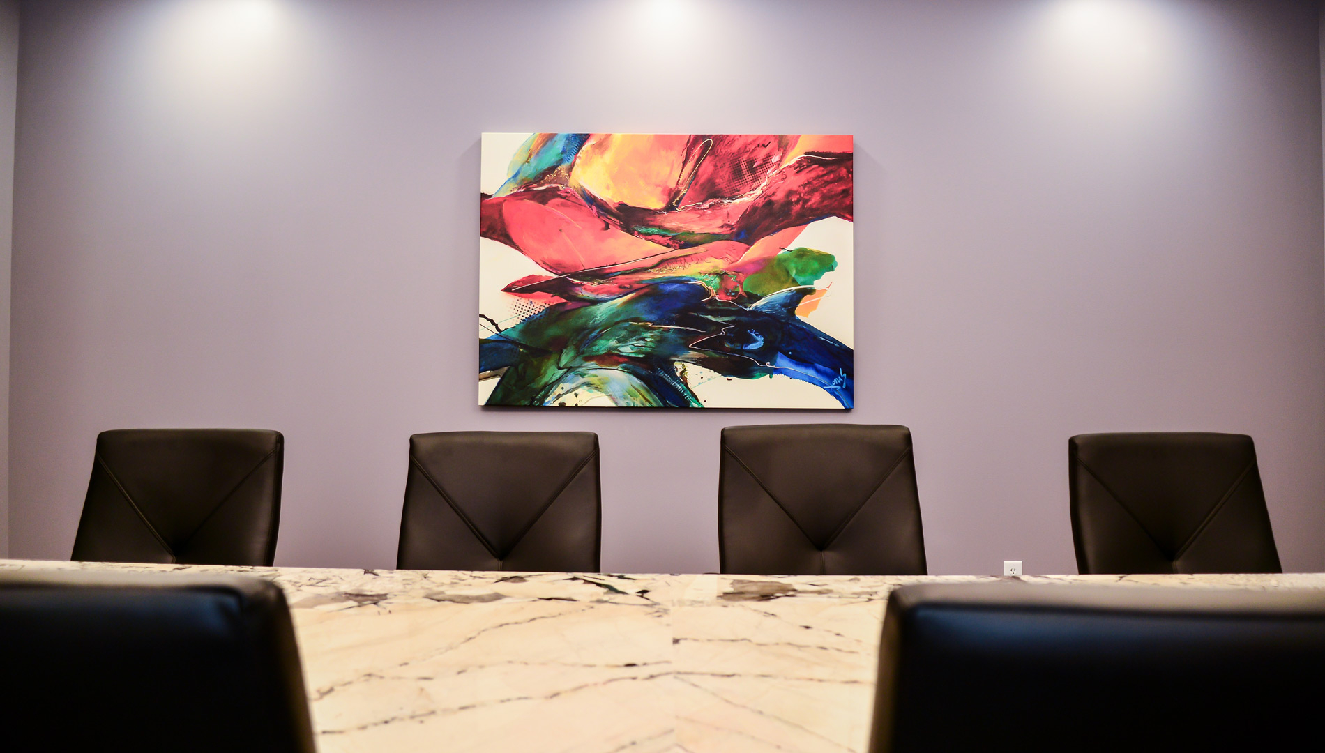 SI Elder Law Facility Rental Across the Table Meeting Room